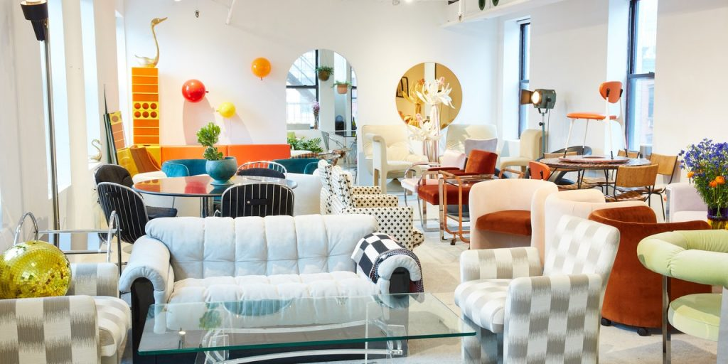 London's Best Furniture Showroom